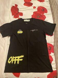 Off White t shirt xl