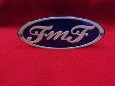 FMF hitchcover, hitch cover, motorcross, alpine star,FMF blue, 2in.standard rec.