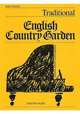 Partition pour piano - English Country Garden - Easy piano N°6