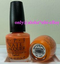 Opi Nail Polish * Osaka To Me * Nl J09 * Japanese * Full Size * New Lacquer