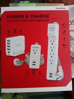 CyberPower & Charge multiple USB Ports 3 pack