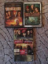 Fluch der Karibik 1-3 - DVD Trilogie