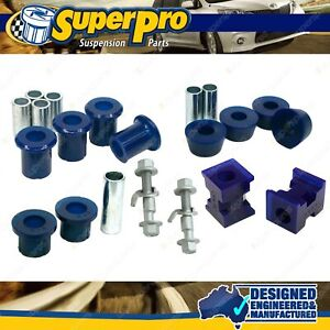 Front Superpro Suspension Bush Kit for NISSAN NOMAD C22 - 1986-1995