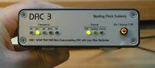 USB / SPDIF Non-Oversampling NOS DAC TDA1543 DIR9001 2x9V NiMH (powers from USB)