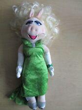 Muppet Show Puppe MISS PIGGY Disney Store ca. 45-50 cm