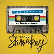 Yaakov Shwekey-Those Were The Days  (Double Album)