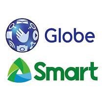 GLOBE SMART SUN Prepaid Load P100 Eload Buddy TM TNT Bro Tatoo Philippines