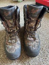 Danner Men's Vital 400G Hunting Boots Size 10.5