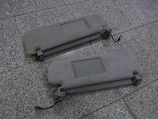Original Porsche Cayenne 955 izquierda y derecha parasol alkantara gris acero
