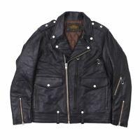 NWT NEIGHBORHOOD Gride Perfecto Leather Jacket RRP $1500