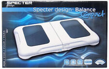 BALANCE BOARD COMPACT SPECTER NINTENDO WII PEDANA FITNESS FIT BLUETOOTH WIRELESS