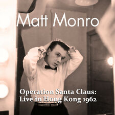 Matt Monro CD - Live in Hong Kong 1962  (2015 Album)