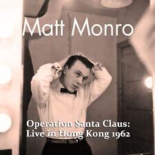 Matt Monro CD - Live in Hong Kong 1962  (2015 Album)