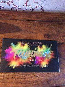 Makeup Revolution Eyeshadow X Tammi Tropical Carnival Palette