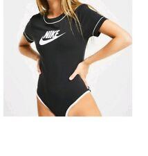 Nike T-shirt Short Sleeve Bodysuit Ladies Size: Small