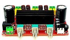 XH-M139 2x50W +100W 2.1 Channel Digital Subwoofer Power Amplifier TPA3116D2