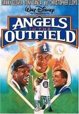 ANGELS IN THE OUTFIELD DISNEY DANNY GLOVER DVD NEW