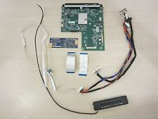 VIEWSONIC VS16174 HDTV MAIN BOARD/T-CON/CONTROLS/CABLES & MORE, FREE S&H