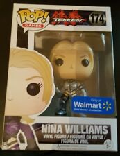 Funko Pop! Tekken Nina Williams Walmart Exclusive #174