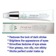 AVON CLINICAL ABSOLUTE EVEN DARK CIRCLE CORRECTOR $30.00 VALUE, NEW! FRESH!
