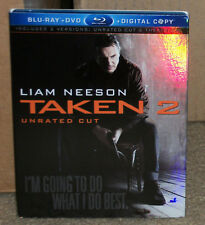 Taken 2 Blu-ray + DVD With Slipcover