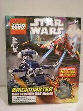 Lego Brickmaster Star Wars 8 Exclusive Models 2 Mini Figures 240 Bricks