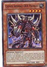 Custode Infernale EROE Elementale YU-GI-OH! LCGX-IT030 Ita COMMON 1 Ed.