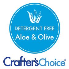 Crafter's Choice® DETERGENT FREE Aloe & Olive Soap Base 2 LB