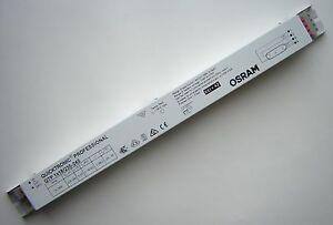 OSRAM 18W 15W T8 230-240 HF ELECTRONIC BALLAST for 1x 18W / 15W Fluorescent Tube
