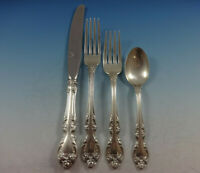 Melrose by Gorham Sterling Silver Flatware Set 12 Service 52 Pieces Place Size