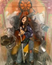JANIS JOPLIN McFarlane Toys SUPER STAGE Action Figure with Microphone NIB