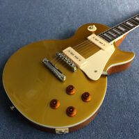 New arrival standard LP 1959 R9 electric guitar, Gold Top & Rosewood Fingerboard