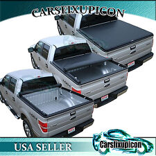 6ft 72'' Truck Bed Roll-up Tonneau Cover for 05-15 Toyota Tacoma