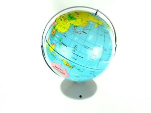 "Nystrom 16"" Readiness Globe w/ Raised Terrain - Map # 33R-47"