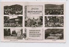 Badenweiler, Mehrbildkarte ngl 33.872