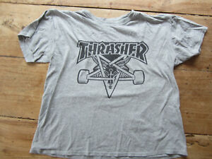 Thrasher Shirt Skate No Suicidal Tendencies Skateboard