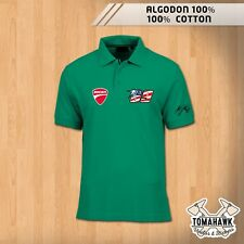 POLO NICKY HAYDEN DUCATI MOTO GP POLO SHIRT POLAIRE