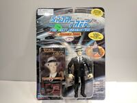1991 Vintage Playmate Toys Star Trek The Next Generation Lt.Commander Data MOC