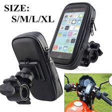 Sn _ Bici Moto Soporte Teléfono Bolsa Impermeable para Móvil Phono