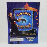 2003 CAMEL CIGARETTE R.J. REYNOLDS TOBACCO CO. ADVERTISEMENT