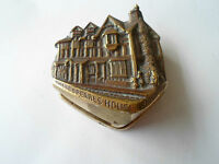 Shakespeare's House, Stratford ~ Vintage Brass Door Knocker Rustic Accessory