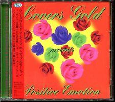 LOVERS GOLD PRESENTS POSITIVE EMOTION - JAPAN CD COMPILATION [2044]