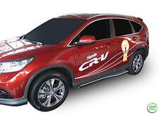 Honda C-rv CRV mk4 2012-2016 Running Boards Side Steps Original OE style
