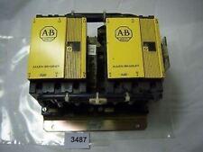 (3487) Allen Bradley Reversing Starter 140-A60ND3 Size 0