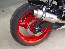 Suzuki GSXR 600 / 750 K1 - K5 2001-2005 Satin Stainless GP PRO RACE MTC Exhaust