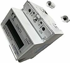 DAE DDM720 240V kWh Meter, 100 Amp, 1P2W (2 hot), Internal CT, Pass Through