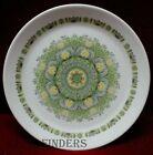 "NORITAKE china PALOS VERDE 9020 pattern Bread Plate @ 6-3/8"""