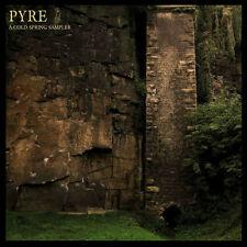 PYRE - A Cold Spring Sampler CD 2016 Coil TREPANERINGSRITUALEN Khost