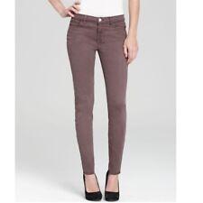 NWT- J Brand Mid Rise Super Skinny Jean in PELT (Size 26) Retail $258
