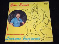 GINO PARISI lacreme busciole Vinyl Schallplatte gewaschen italo